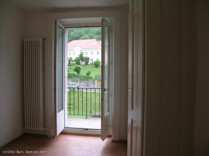 Appartement avec deux balcons à louer